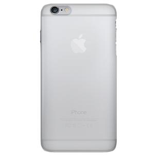 Vāciņš ar personalizētu dizainu priekš iPhone 6/6S Plus matēts / Clear