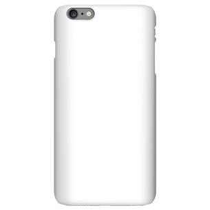 Vāciņš ar personalizētu dizainu priekš iPhone 6 Plus matēts / Snap