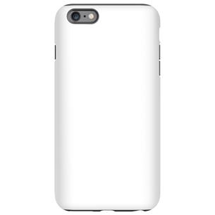 Vāciņš ar personalizētu dizainu priekš iPhone 6 Plus spīdīgs / Tough