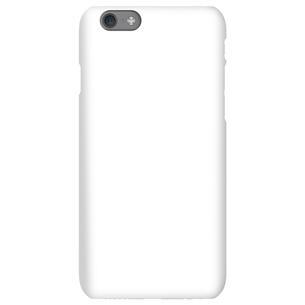Vāciņš ar personalizētu dizainu priekš iPhone 6S spīdīgs / Snap