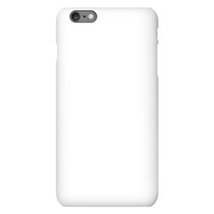 Vāciņš ar personalizētu dizainu priekš iPhone 6S Plus matēts / Snap