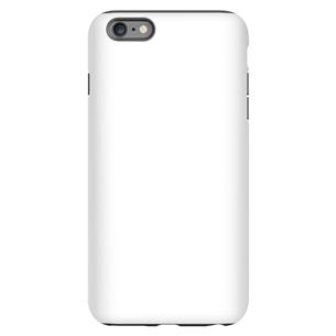 Vāciņš ar personalizētu dizainu priekš iPhone 6S Plus spīdīgs / Tough