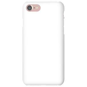Vāciņš ar personalizētu dizainu priekš iPhone 7 matēts / Snap
