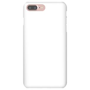 Vāciņš ar personalizētu dizainu priekš iPhone 7 Plus spīdīgs / Snap