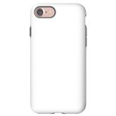 Vāciņš ar personalizētu dizainu priekš iPhone 7 spīdīgs / Tough