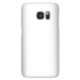 Vāciņš ar personalizētu dizainu priekš Galaxy S7 spīdīgs / Snap