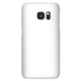 Vāciņš ar personalizētu dizainu priekš Galaxy S7 matēts / Snap