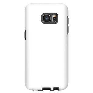 Vāciņš ar personalizētu dizainu priekš Galaxy S7 Edge spīdīgs / Tough
