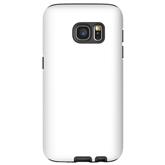 Vāciņš ar personalizētu dizainu priekš Galaxy S7 spīdīgs / Tough