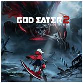 Spēle God Eater 2: Rage Burst priekš PlayStation 4