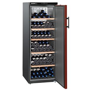 Vīna skapis Vinothek, Liebherr / ietilpība: 200 pudeles