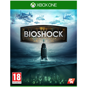Spēle priekš Xbox One, Bioshock: The Collection