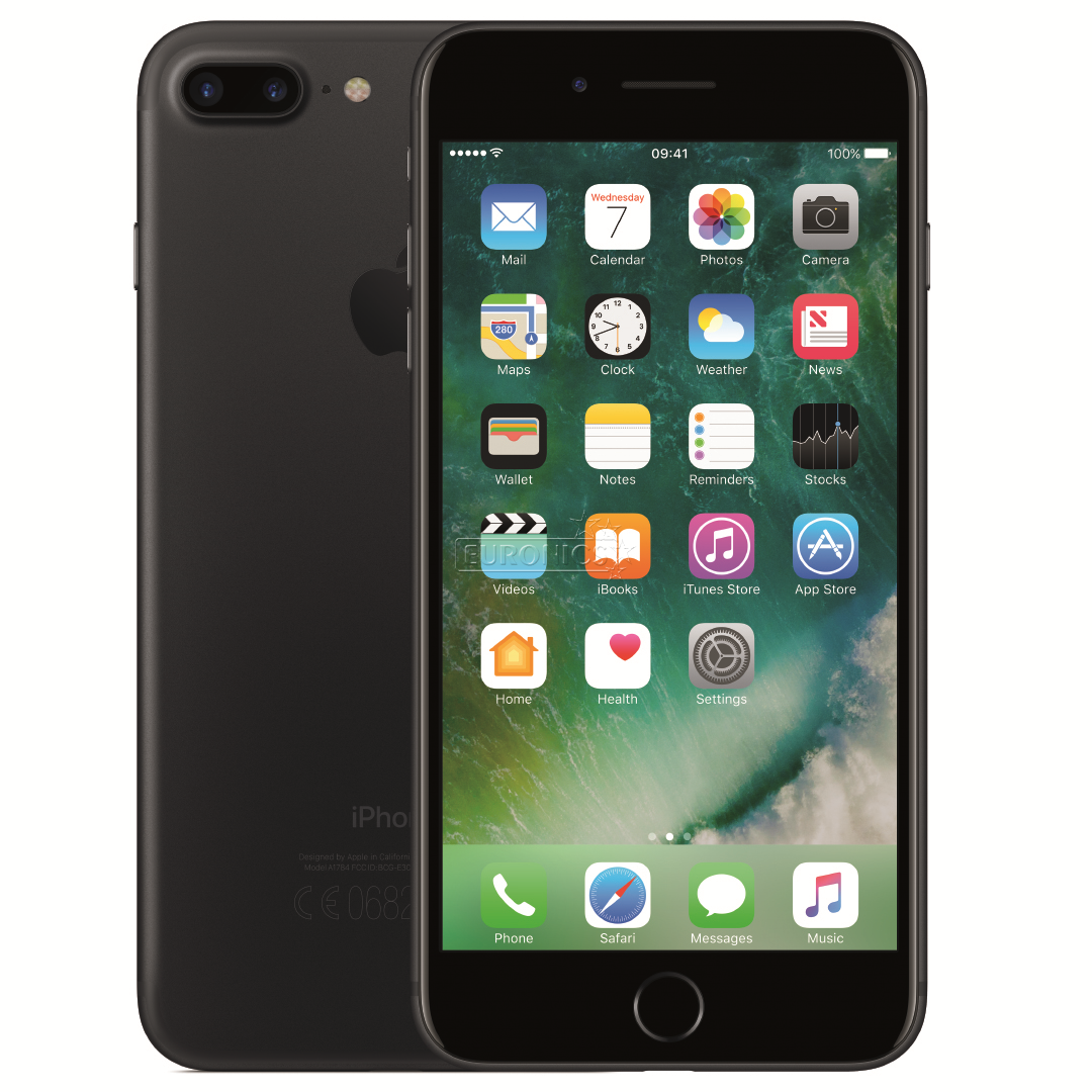 smartphone apple iphone 7 plus 128 gb mn4m2et a. Black Bedroom Furniture Sets. Home Design Ideas