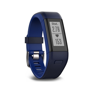 Fitnesa aproce Vivosmart HR+ / regular (136-192mm), Garmin