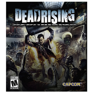 Spēle priekš Xbox One, Dead Rising HD