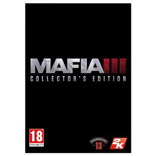 Spēle priekš PC, Mafia III: Collectors Edition