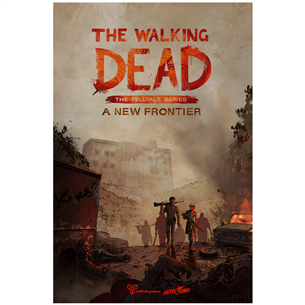 Spēle The Walking Dead Season 3 priekš PlayStation 4