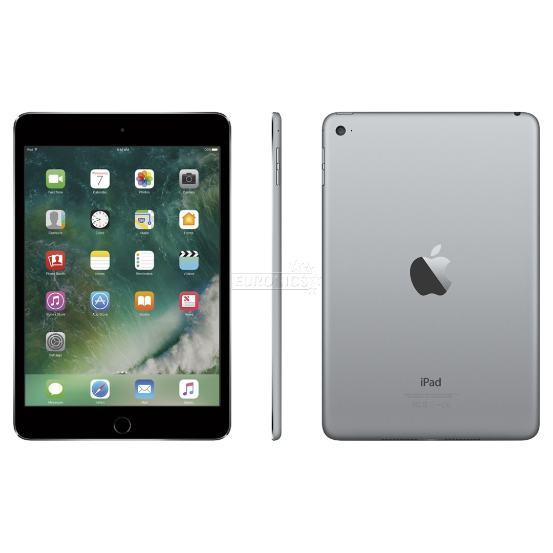 Tablet Apple iPad mini 4 (128 GB) / LTE, WiFi, MK762HC/A