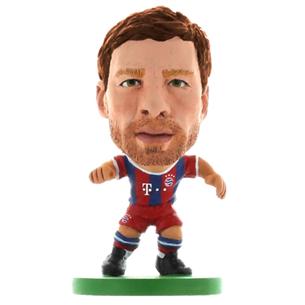 Statuete Xabi Alonso Bayern Munich, Soccerstarz