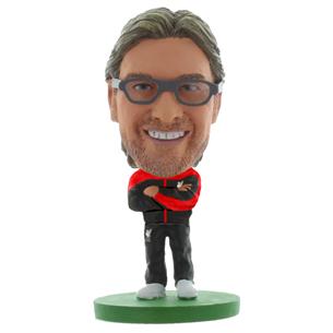 Statuete Jurgen Klopp Liverpool, SoccerStarz