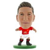 Figurine Bastian Schweinsteiger Manchester United, SoccerStarz