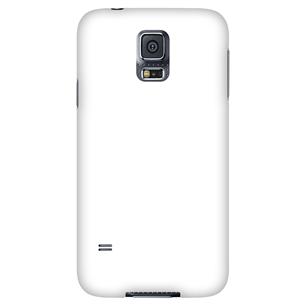 Vāciņš ar personalizētu dizainu priekš Galaxy S5 spīdīgs / Snap