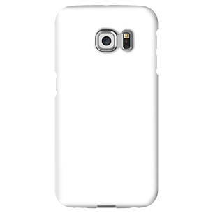 Vāciņš ar personalizētu dizainu priekš Galaxy S6 Edge matēts / Snap