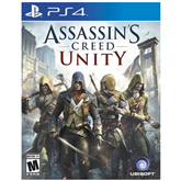 Spēle priekš PlayStation 4, Assassins Creed: Unity