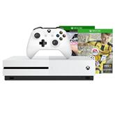 Spēļu konsole Microsoft Xbox One S (500 GB) + FIFA 17 + Forza Horizon 3