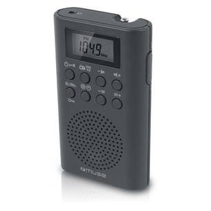 Kabatas radio M-02R, Muse