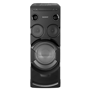 Mūzikas sistēma MHC-V77DW, Sony