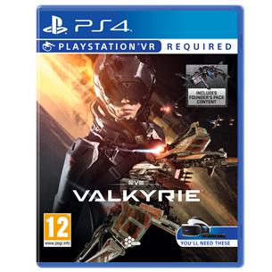 Spēle priekš PlayStation 4 VR, EVE: Valkyrie