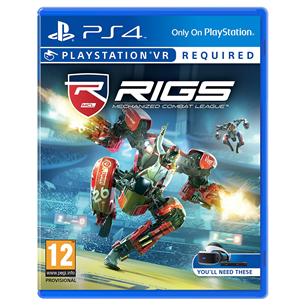 Spēle priekš PlayStation 4 VR Rigs