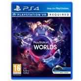 Spēle priekš PlayStation 4 VR Worlds