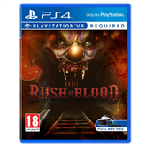 Spēle priekš PlayStation 4 Until Dawn: Rush of Blood
