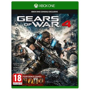 Spēle priekš Xbox One Gears of War 4