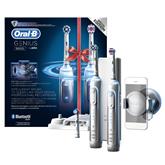 Elektriskā zobu birste Oral-B Genius 8900, Braun