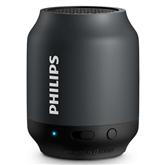 Bezvadu portatīvais skaļrunis BT25A, Philips