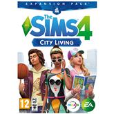 Компьютерная игра The Sims 4: City Living