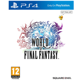 Spēle priekš PlayStation 4 World of Final Fantasy