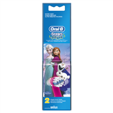Rezerves zobu birstes uzgaļi Oral-B Kids Stages Power Frozen, Braun / 2 gab