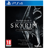 Spēle priekš PlayStation 4 The Elder Scrolls V: Skyrim Special Edition