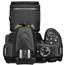 Spoguļkamera D3400 + objektīvs NIKKOR 18-55mm VR AF-P, Nikon