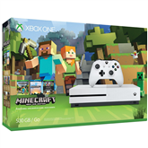 Spēļu konsoleXbox One S Minecraft Favourites Bundle (500 GB), Microsoft