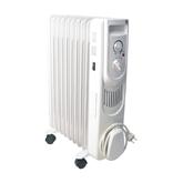 Eļļas radiators, Vido / 9 elementi, 2000W