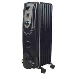 Eļļas radiators, Vido / 1500W
