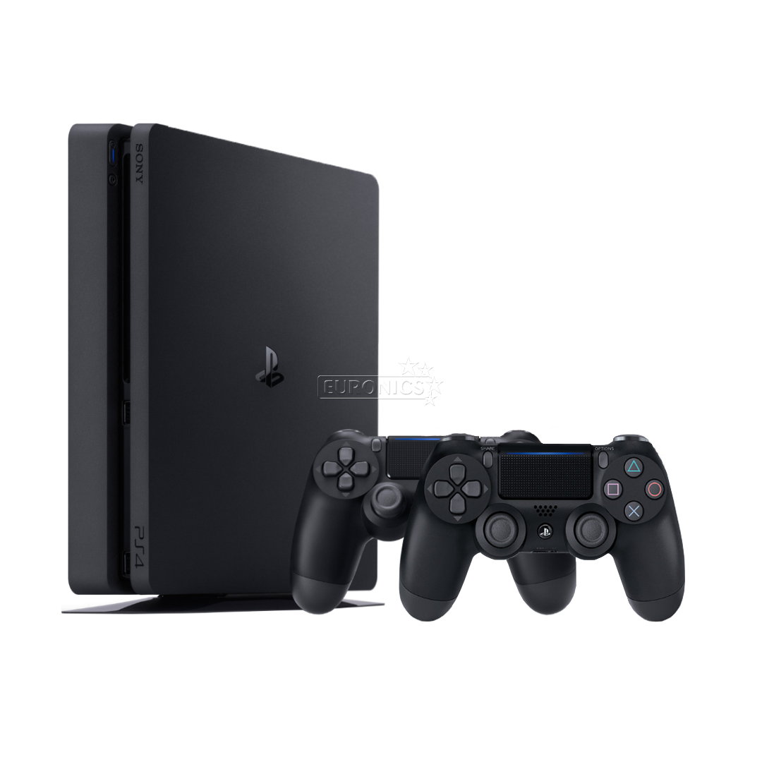 Sony Games For Ps4 : Game console sony playstation slim tb dualshock