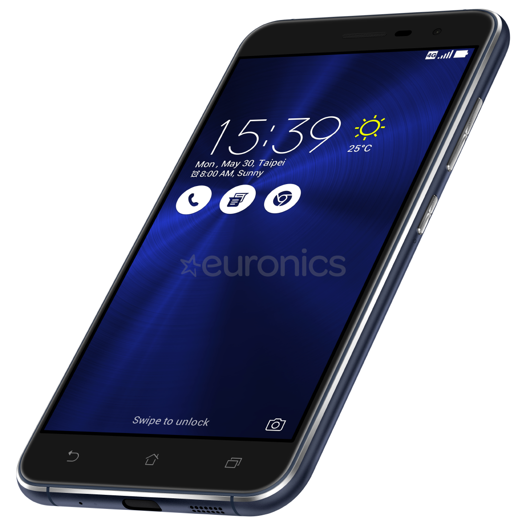 smartphone asus zenfone 3 5 5 39 39 ze552kl 1a001ww. Black Bedroom Furniture Sets. Home Design Ideas
