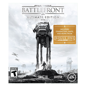 Spēle priekš PlayStation 4 Star Wars: Battlefront Ultimate Edition
