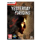 Spēle priekš PC Yesterday Origins